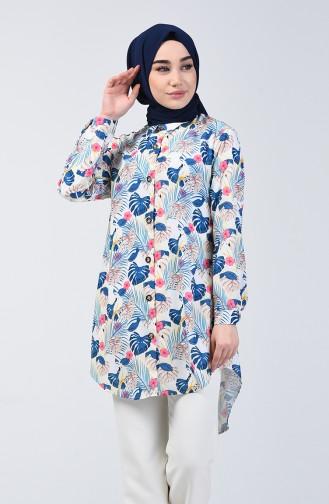 Indigo Shirt 6356D-01