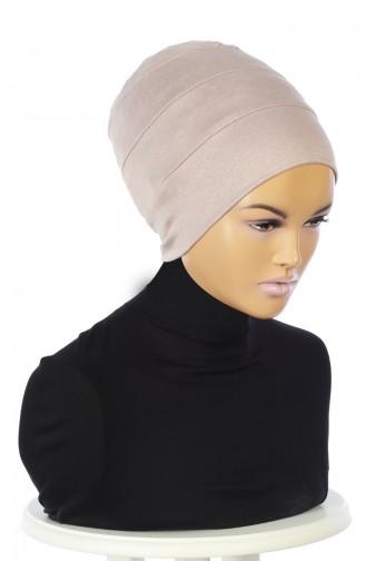 Combed Bonnet B0035-02 Mink 0035-02