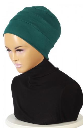 Combed Bonnet B0035-14 Green 0035-14