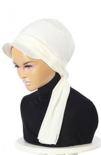 Cream Bonnet 0038-8-22