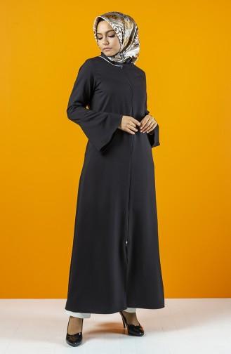 Black Abaya 2139-01