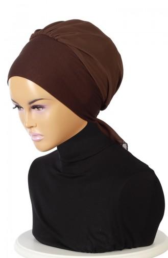 Brown Ready to wear Turban 0065-5-6