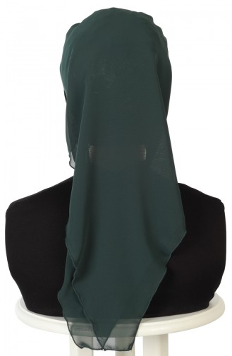 Green Ready to wear Turban 0065-6-12