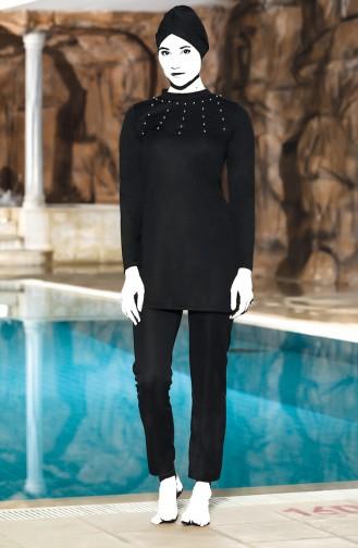 Rocky Islamic Swimsuit 4305-01 Black 4305-01