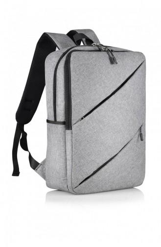 Gray Back Pack 0500021104941
