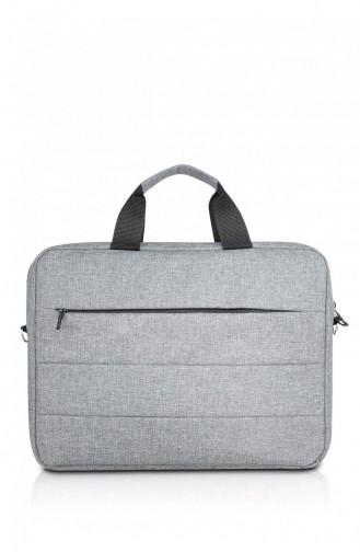 Gray Shoulder Bag 0500175104918