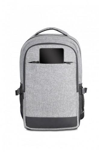 Gray Back Pack 0500901104912