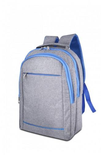 Gray Back Pack 0502270104941