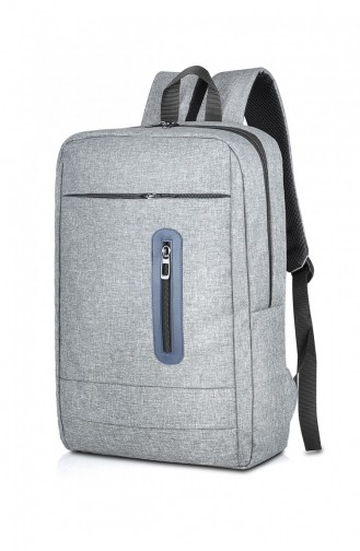 European Bag 02300 Gray Laptop Bag 0502300104918