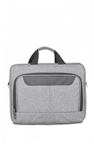 Gray Shoulder Bag 0503427104918