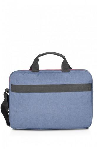Navy Blue Shoulder Bag 0506450126918