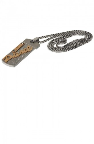 Gray Necklace 2561-040