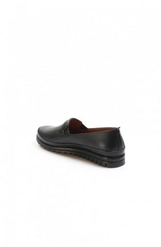 Black Casual Shoes 792ZA6011-16777229