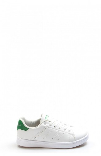 White Sport Shoes 923ZA41FST-16777376