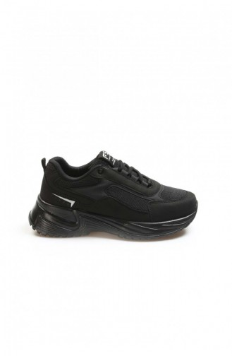 Black Sport Shoes 865ZA5029-16777229