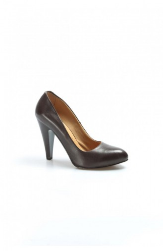 Fast Step High Heel Real Leather Shoes 02 Classic Shoes 061Z7207 061Z7207-16777878