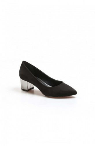 Black High Heels 629ZA039-150-16780975