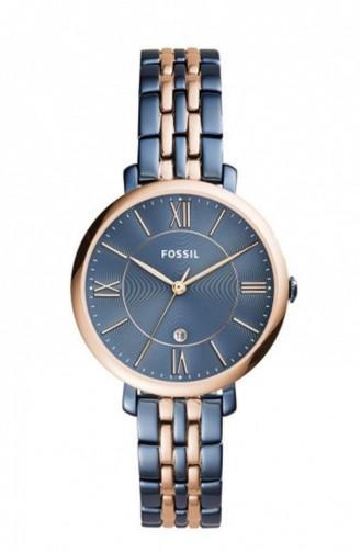 Blue Horloge 4321