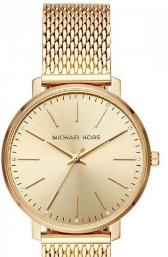 Gold Horloge 4339