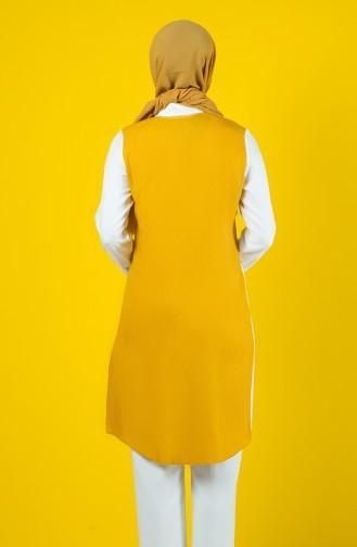 Mustard Tuniek 8119-02