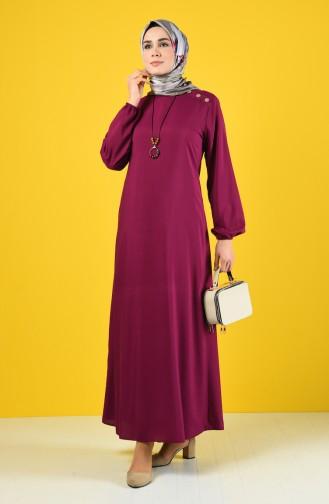 Cherry İslamitische Jurk 10146-04