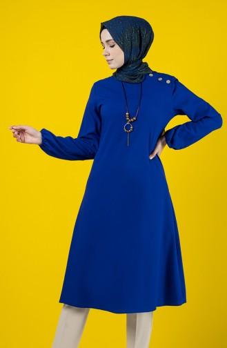 Saxon blue Tunic 10147-05