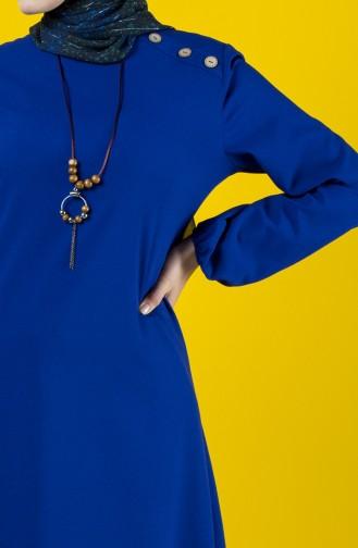 Saxon blue Tuniek 10147-05