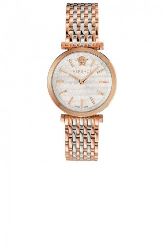 Rose Skin Watch 00719