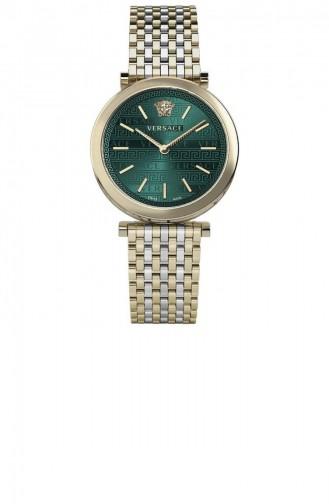Gold Horloge 01219