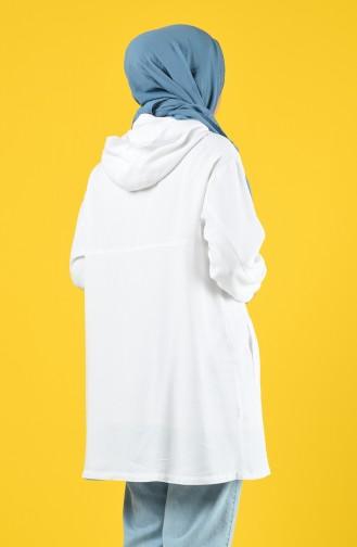 White Tunic 6307-05