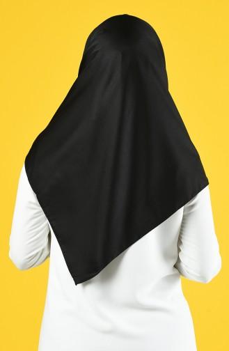 Black Hoofddoek 10P01-01