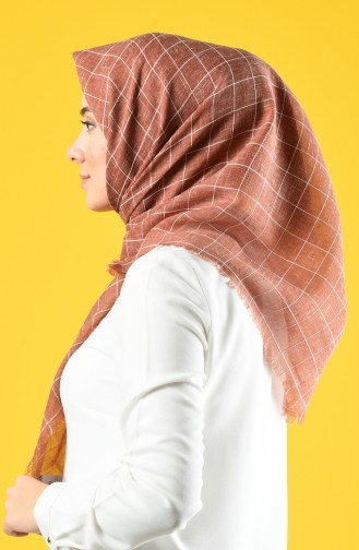 Tobacco Brown Scarf 2465-07