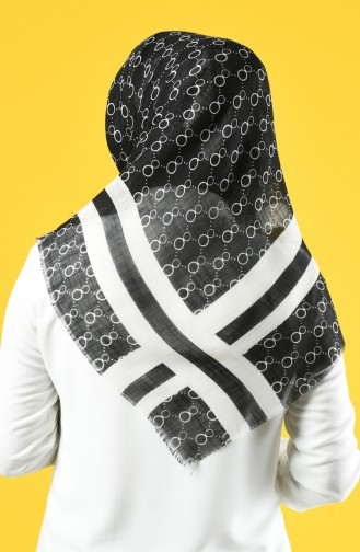 White Hoofddoek 896-01