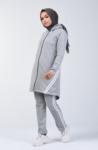 Gray Trainingspak 1410-04