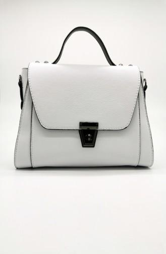 Ladies Shoulder Bag BB3537-09 White 3537-09