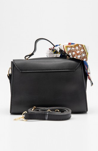 Lady Shoulder Bag Mm3107-55 Black 3107-55