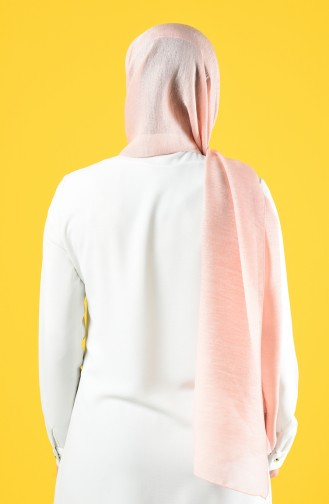 Karaca Silk Cotton Şal 90679-24 Pudra