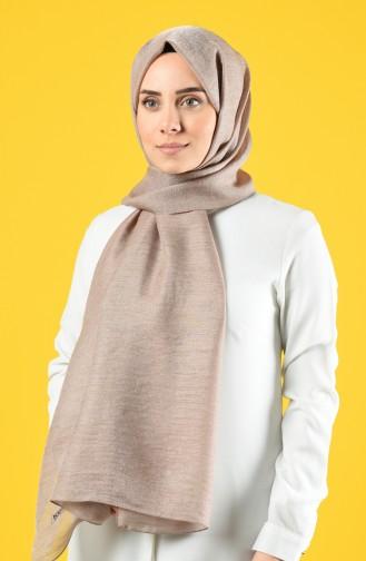 Karaca Silk Cotton Shawl 90679-28 Light Mink 90679-28