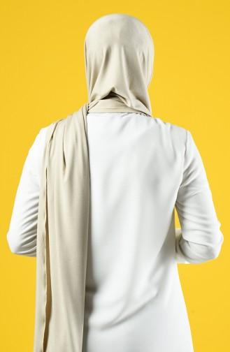 Cream Sjaal 043-04