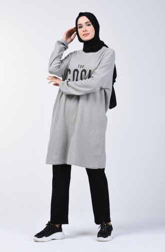 Gray Tunic 1277-01