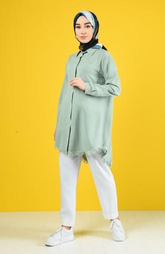 Pantalon Tensel 2588-02 Blanc 2588-02