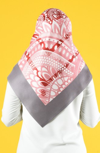 Digital Taffeta Scarf 95338-04 Powder 95338-04