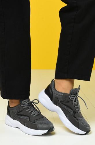 Letoon Women´s Sports Shoes Smoky Black 01