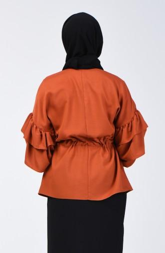 قميص قرميدي 1637-01