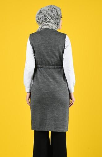 Light Black Vest 4208-04
