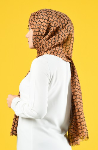 Mustard Sjaal 650-108