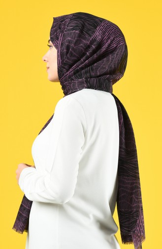 Purple Sjaal 950-103