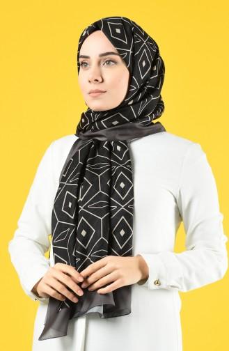 Light Black Sjaal 95339-02