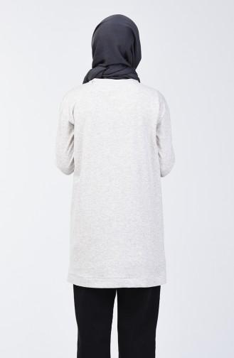Sweatshirt 3153-01 Beige 3153-01