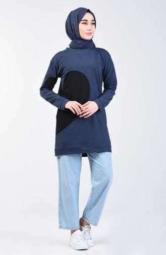 Indigo Sweatshirt 3153-05